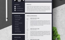 001 Marvelou Download Resume Template Free Mac Highest Clarity  For