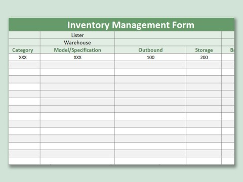 001 Marvelou Inventory Tracking Excel Template Picture  Retail Tracker Microsoft480