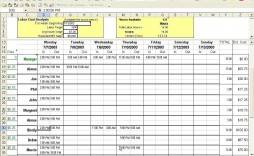 001 Marvelou Microsoft Excel Schedule Template Sample  Templates Appointment Scheduler Timetable Calendar Free Download