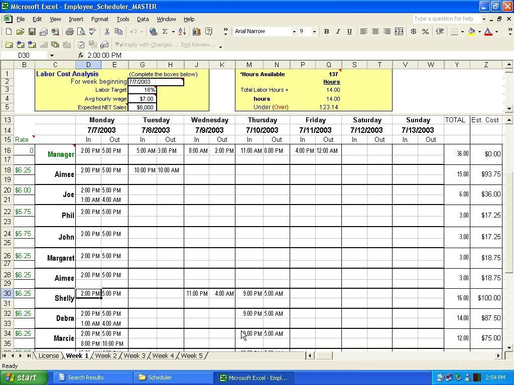 001 Marvelou Microsoft Excel Schedule Template Sample  Construction Calendar 2020 FreeFull