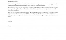 001 Marvelou Sample Resignation Letter Template Example  For Teacher Word - Free Downloadable