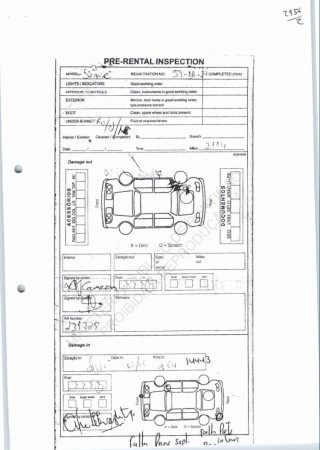 001 Marvelou Template For Car Hire Agreement Highest Clarity 320