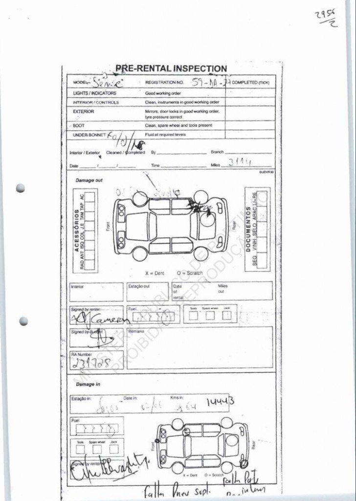 001 Marvelou Template For Car Hire Agreement Highest Clarity 728