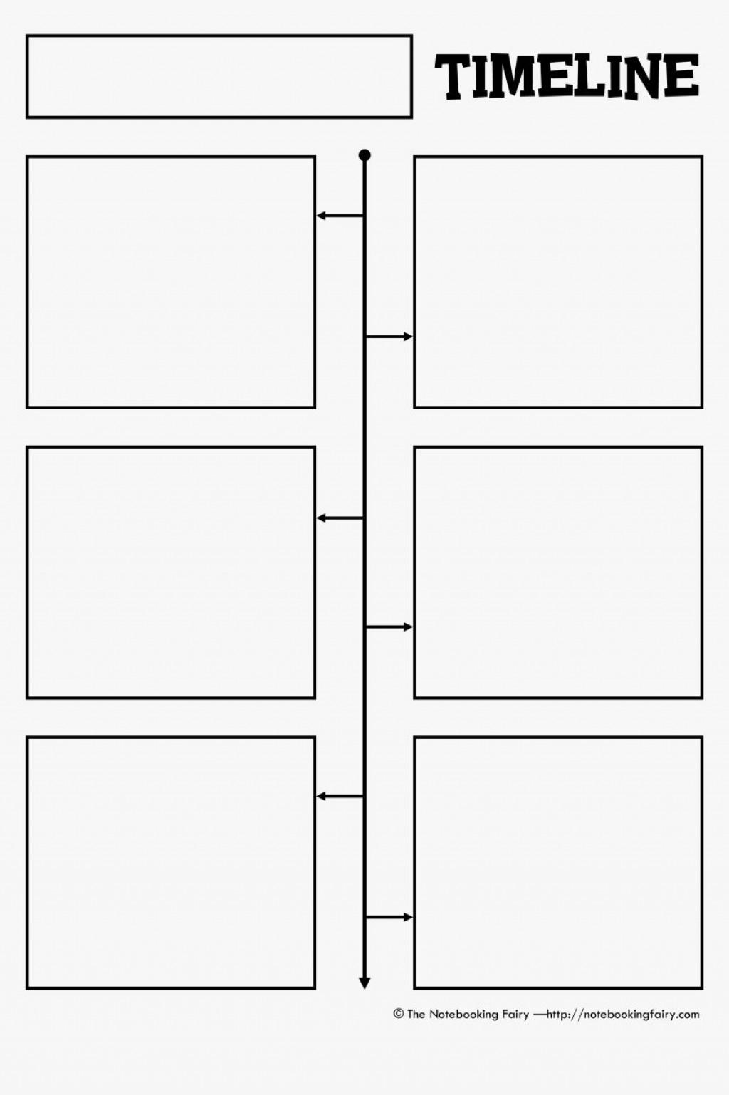 001 Marvelou Timeline Template For Kid Image  KidsLarge