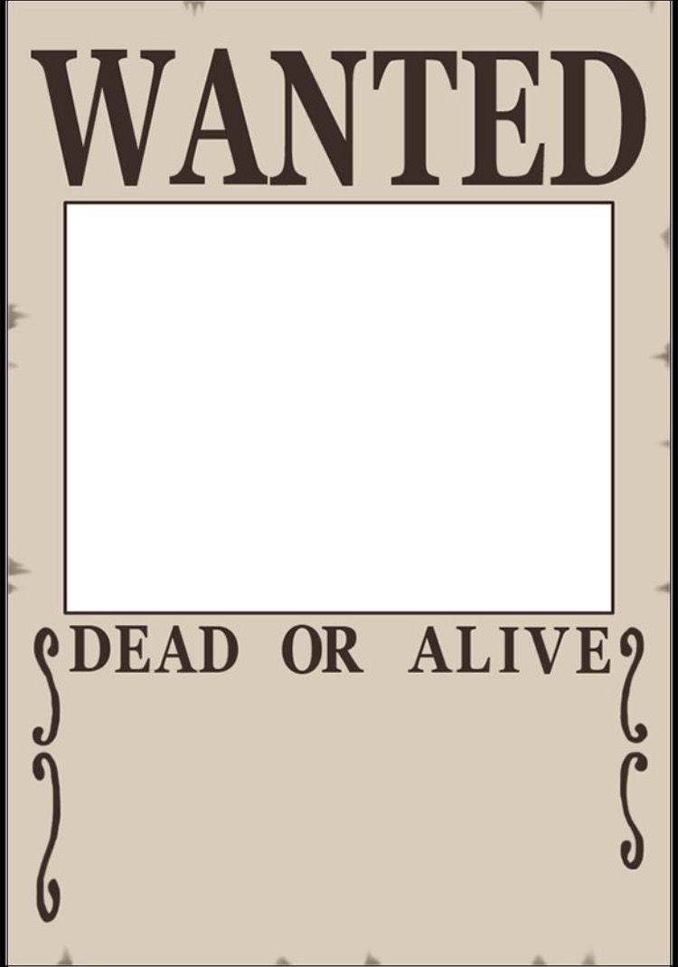 001 Marvelou Wanted Poster Template Pdf Idea  Free CharacterFull