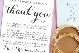 001 Marvelou Wedding Thank You Note Template Example  Wording Sample For Money Gift Shower
