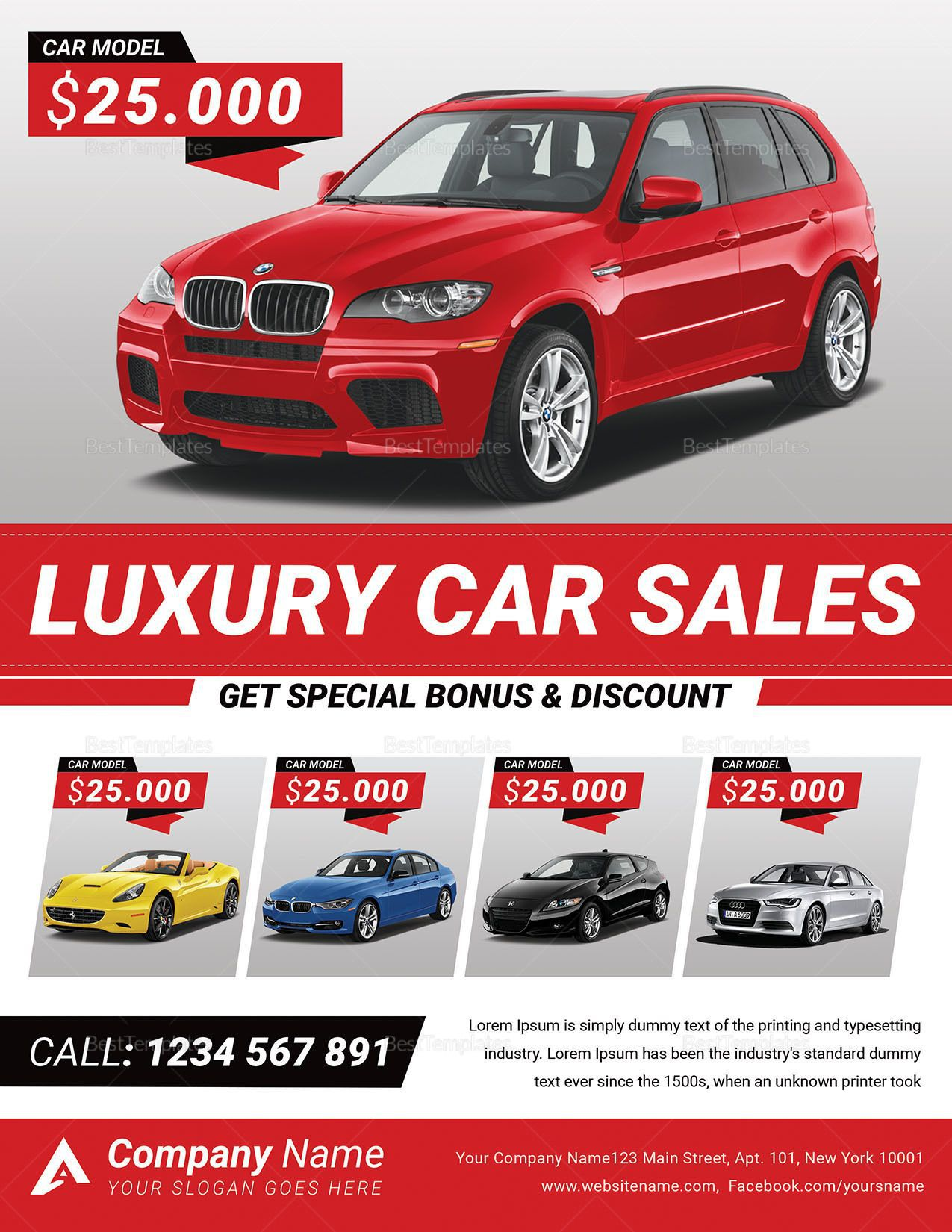 001 Outstanding Car For Sale Template Highest Clarity  Sign Word Bill Of UkFull