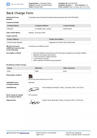 001 Outstanding Construction Busines Form Template Image 320