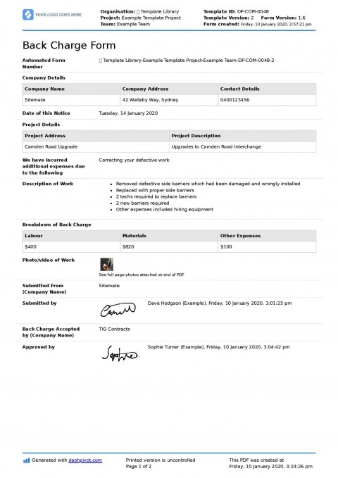 001 Outstanding Construction Busines Form Template Image 480