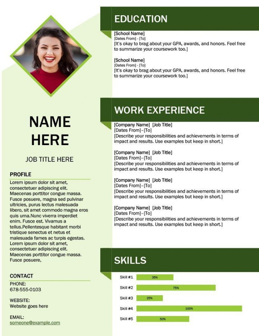 001 Outstanding Download Resume Template Free Idea  For Mac Best Creative Professional Microsoft Word868