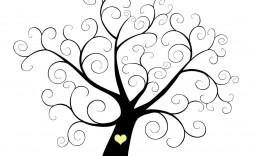 001 Outstanding Family Tree For Baby Book Template Design  Printable