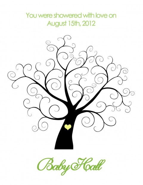 001 Outstanding Family Tree For Baby Book Template Design  Printable480