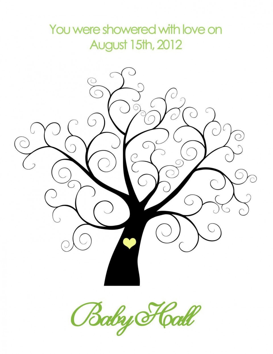 001 Outstanding Family Tree For Baby Book Template Design  Printable960