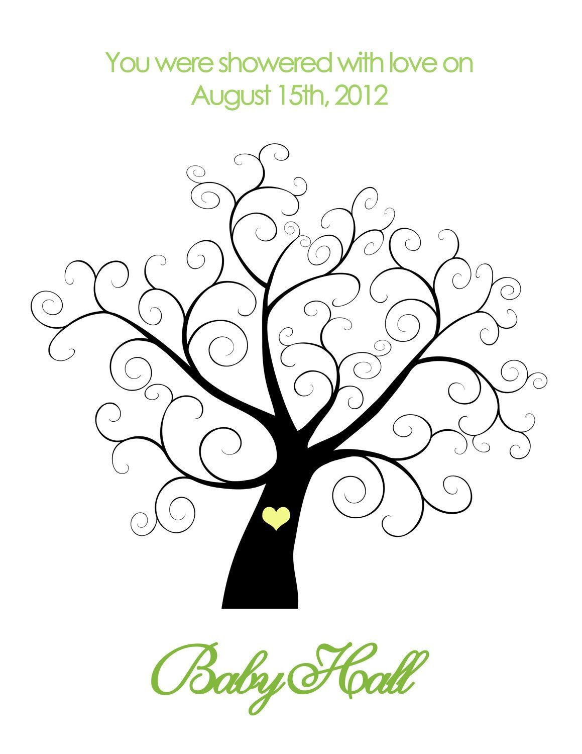 001 Outstanding Family Tree For Baby Book Template Design  PrintableFull