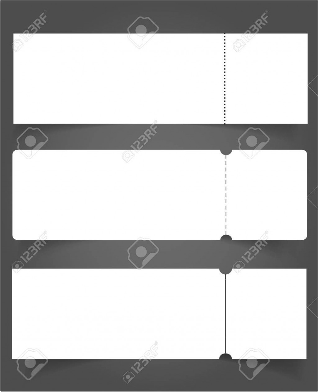 001 Outstanding Free Event Ticket Template Printable Photo Large