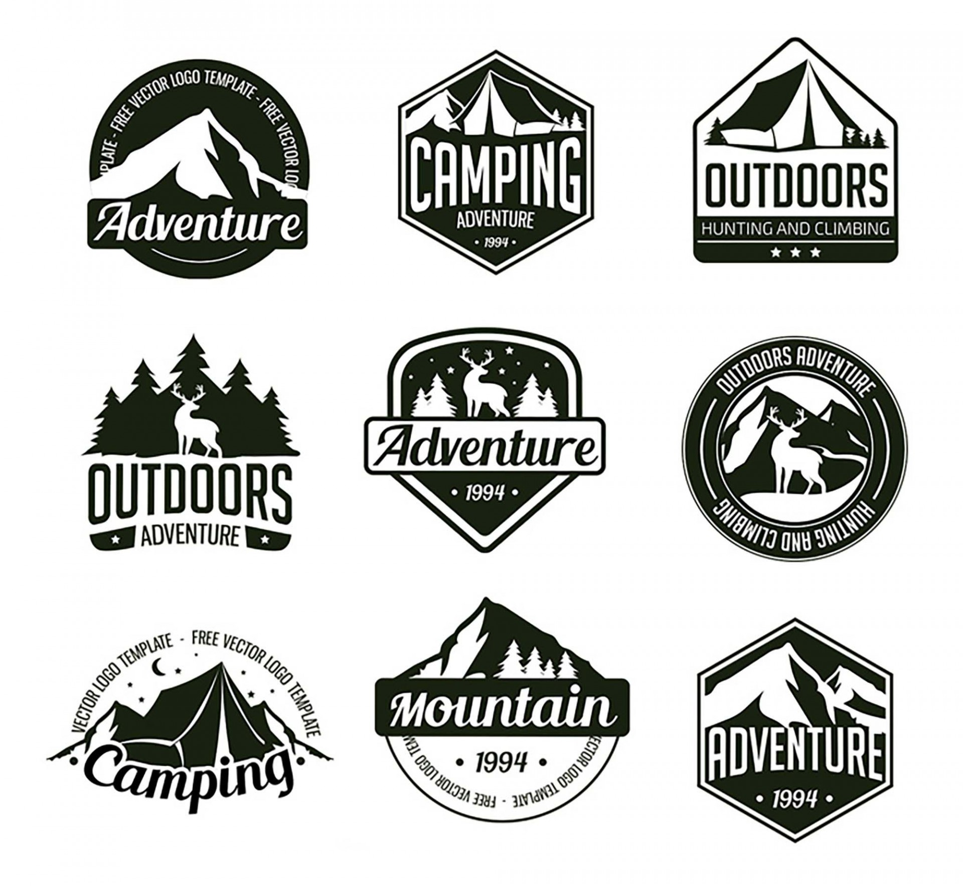 001 Outstanding Free Logo Template Psd Inspiration  Photoshop Mockup1920