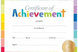 001 Outstanding Free Printable Certificate Template High Resolution  Blank Gift For Word Pdf