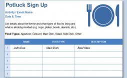 001 Outstanding Free Signup Sheet Template Inspiration  Sign Up For Potluck Google Doc Volunteer In