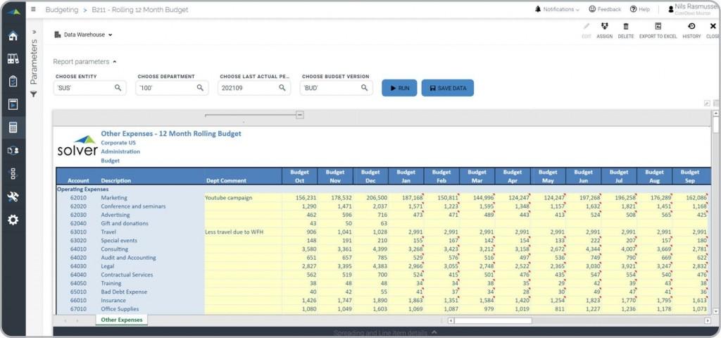 001 Outstanding Line Item Budget Spreadsheet Idea  Template Word FreeLarge