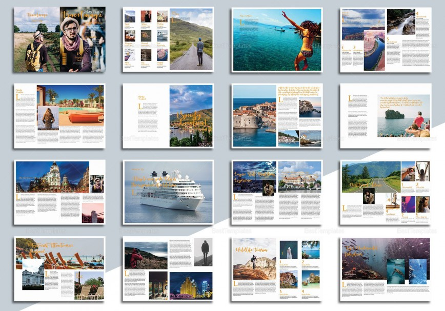 001 Outstanding Magazine Template For Microsoft Word Sample  Layout Article Free