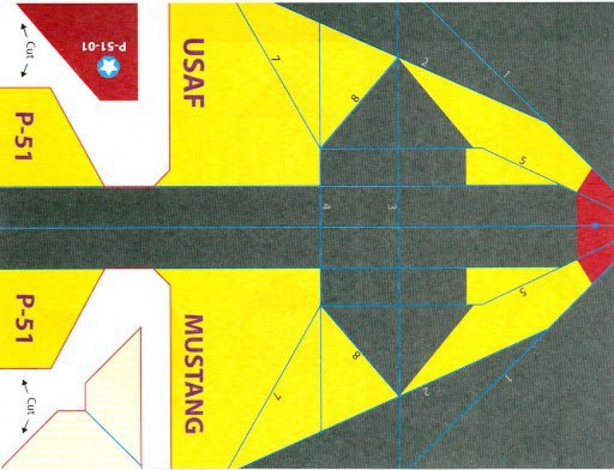 001 Outstanding Printable Paper Plane Template Image  Templates Free Airplane Design Model