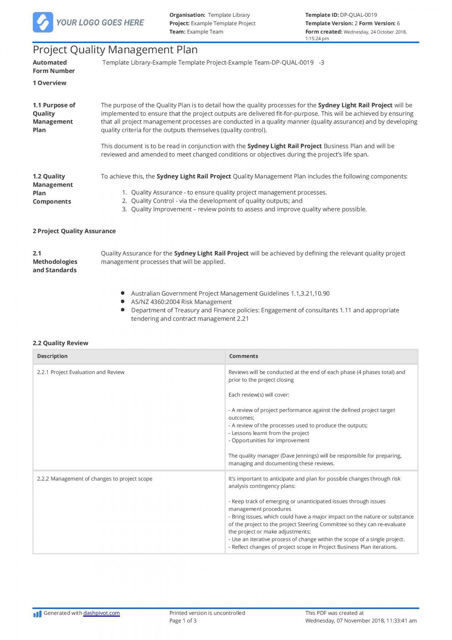001 Outstanding Project Scope Management Plan Template Free Inspiration 1920