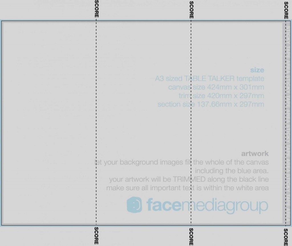 001 Outstanding Quarter Fold Card Template Word Blank High Resolution Large