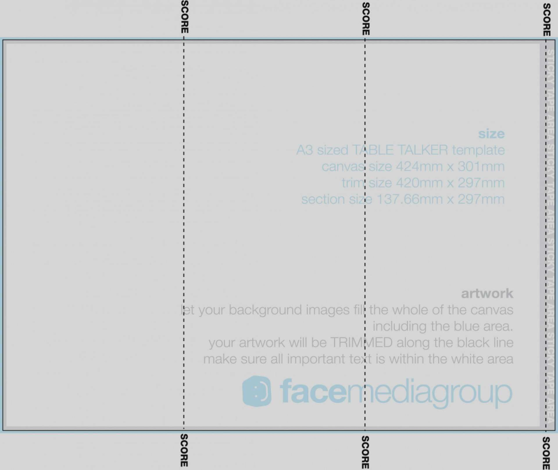 001 Outstanding Quarter Fold Card Template Word Blank High Resolution Full