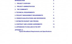 001 Outstanding Request For Proposal Response Word Template Highest Clarity