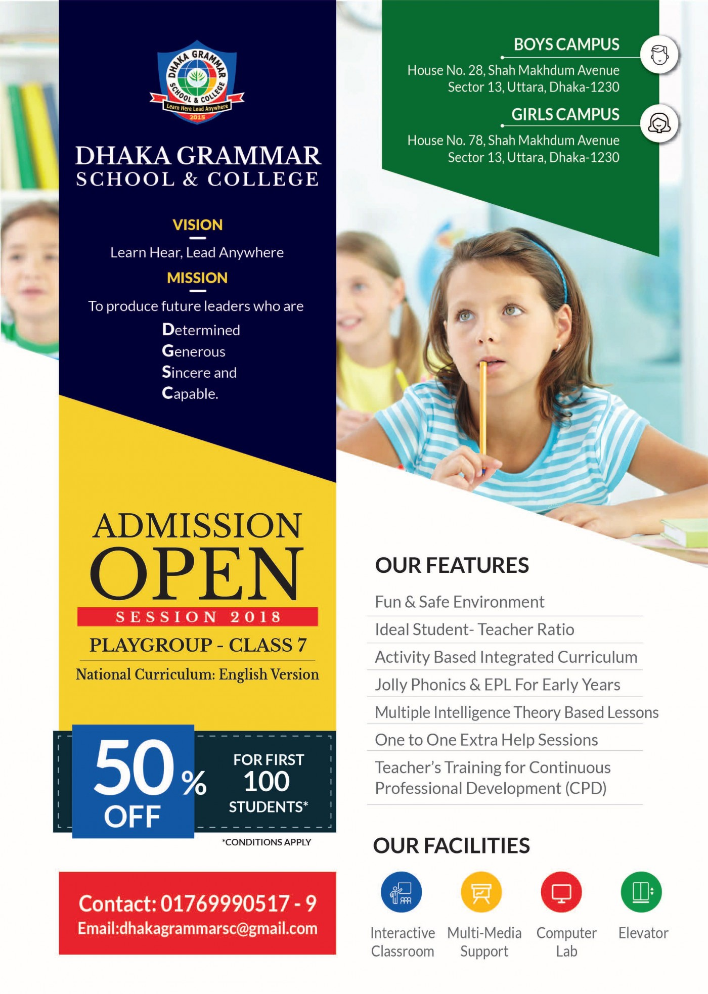 001 Outstanding School Open House Flyer Template Highest Clarity  Elementary Free Word1400