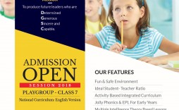 001 Outstanding School Open House Flyer Template Highest Clarity  Free Microsoft High