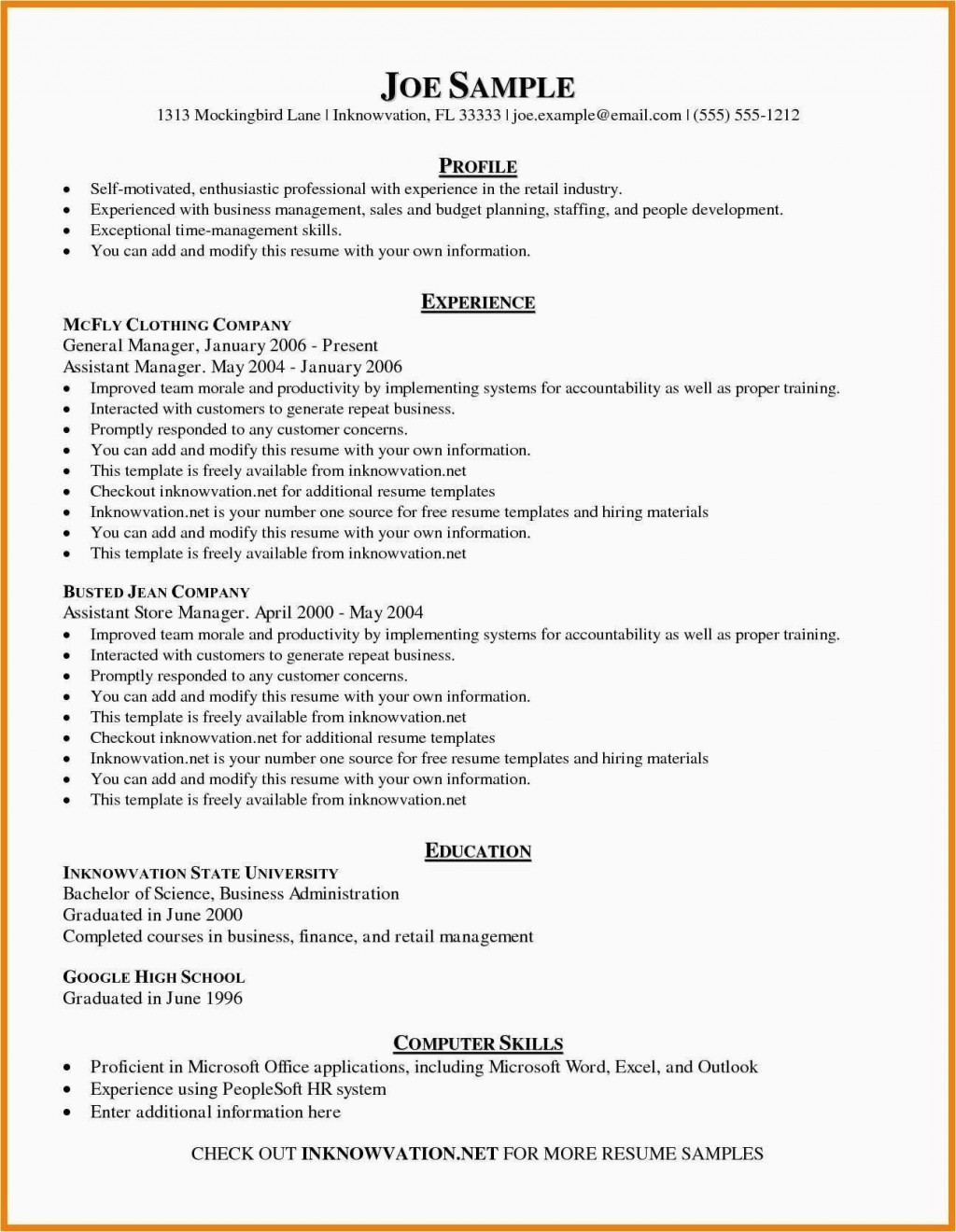 001 Outstanding Skill Based Resume Template Microsoft Word Idea Large