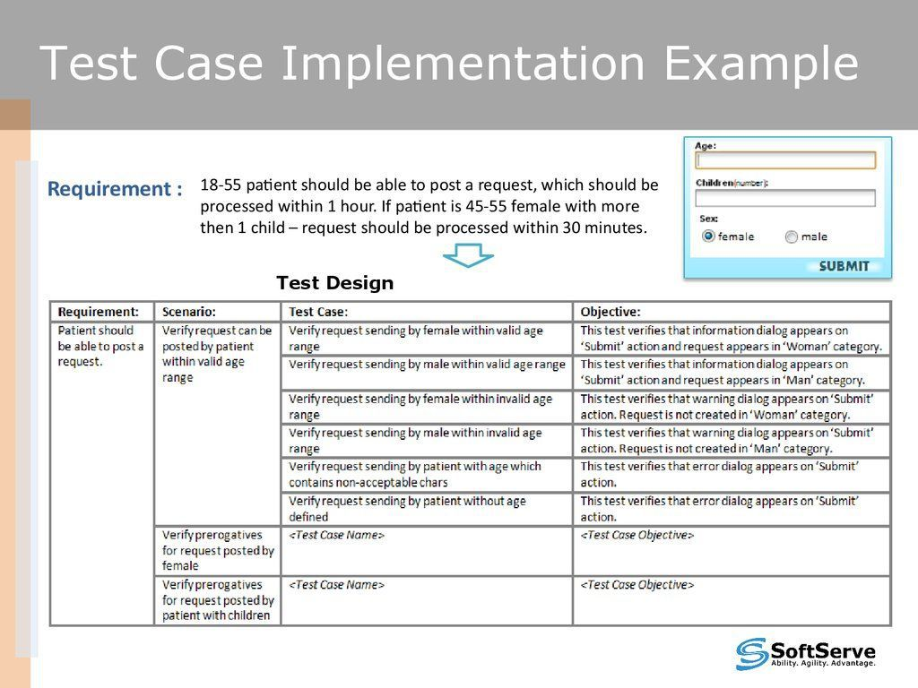 001 Outstanding Software Testing Plan Template Image  Test Agile Unit Example PdfFull