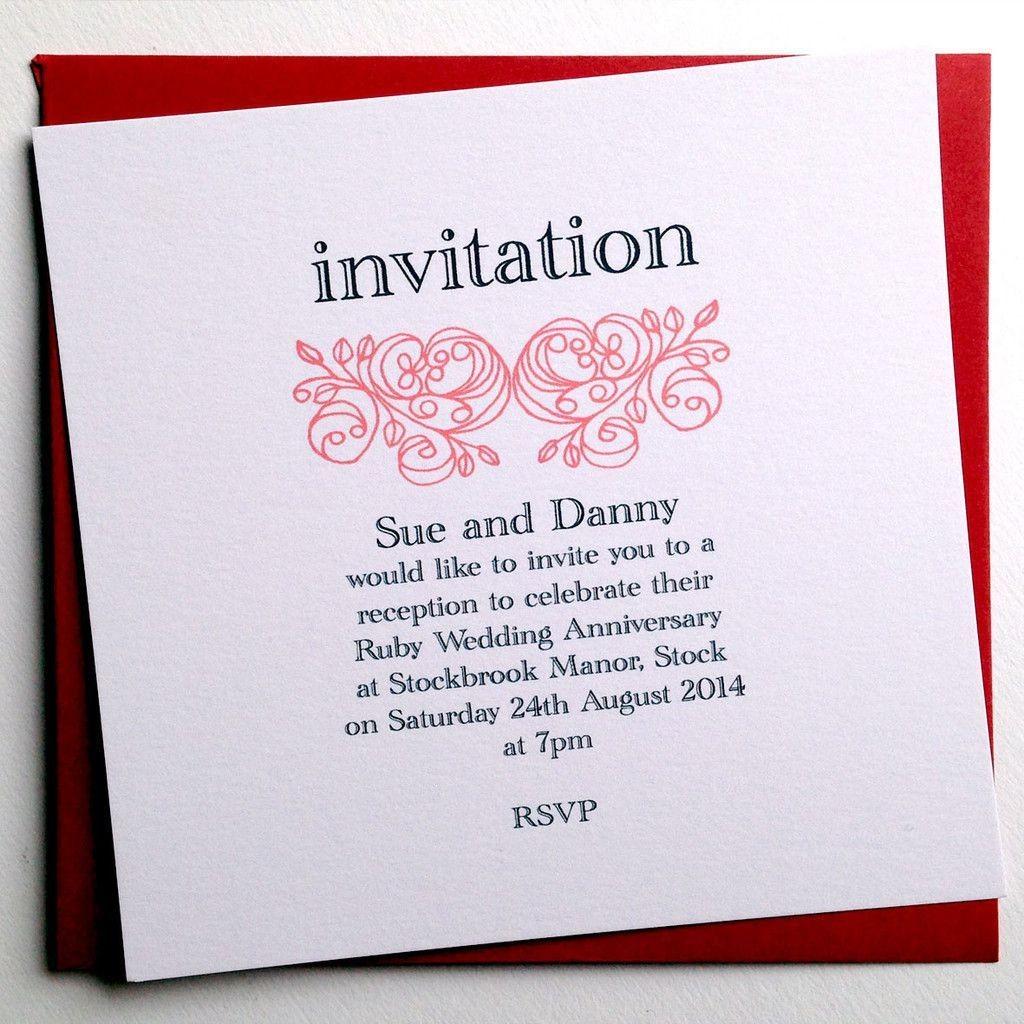 001 Phenomenal 50th Anniversary Invitation Wording Sample Concept  Samples Wedding CardLarge