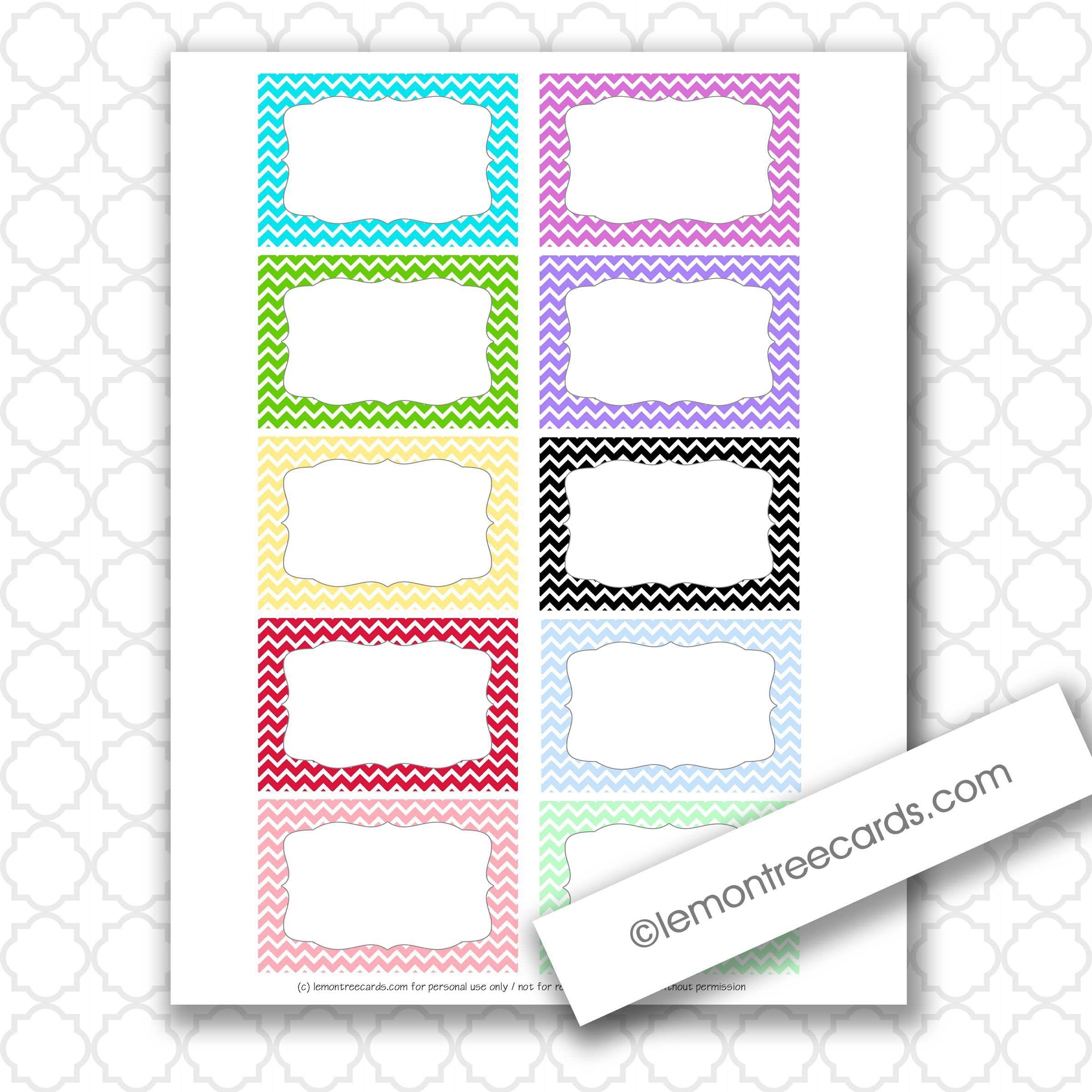 001 Phenomenal Free Index Card Template Idea  Printable EditableFull