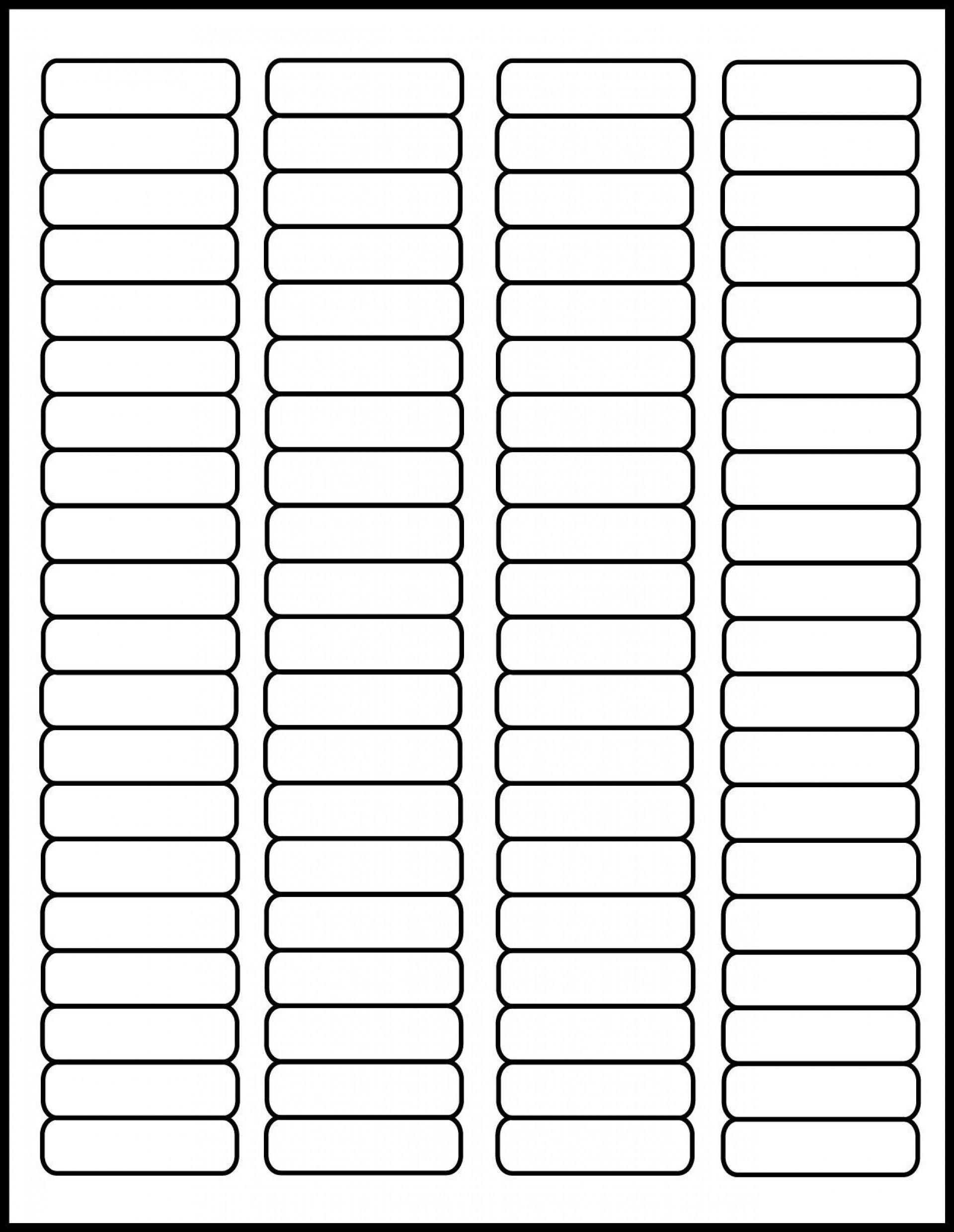 001 Phenomenal Free Return Addres Label Template 60 Per Sheet Sample 1920
