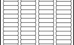 001 Phenomenal Free Return Addres Label Template 60 Per Sheet Sample