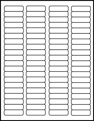 001 Phenomenal Free Return Addres Label Template 60 Per Sheet Sample 320