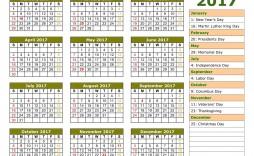 001 Phenomenal Google Calendar Template 2017 Concept