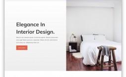 001 Phenomenal Interior Design Html Template Free Inspiration  Download