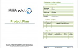 001 Phenomenal Microsoft Word Project Plan Template Highest Quality  Simple Management