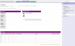 001 Phenomenal Onenote Project Planning Template Highest Clarity  Management