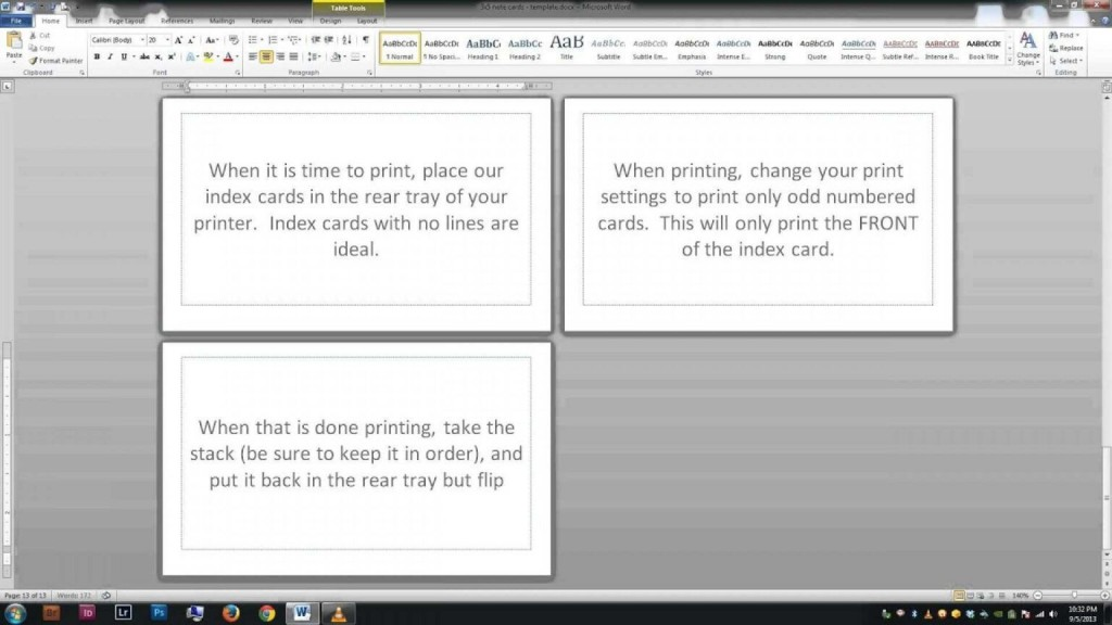 001 Rare 3x5 Index Card Template For Mac High Def Large
