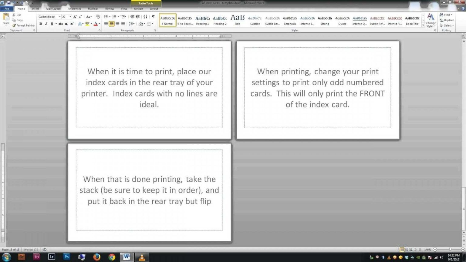 001 Rare 3x5 Index Card Template For Mac High Def Full