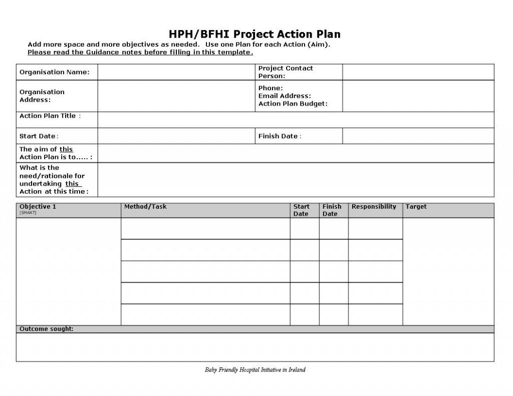 001 Rare Action Plan Template Word Photo  Corrective Free Format SampleLarge