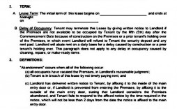 001 Rare Apartment Lease Agreement Form Texa High Definition  Texas