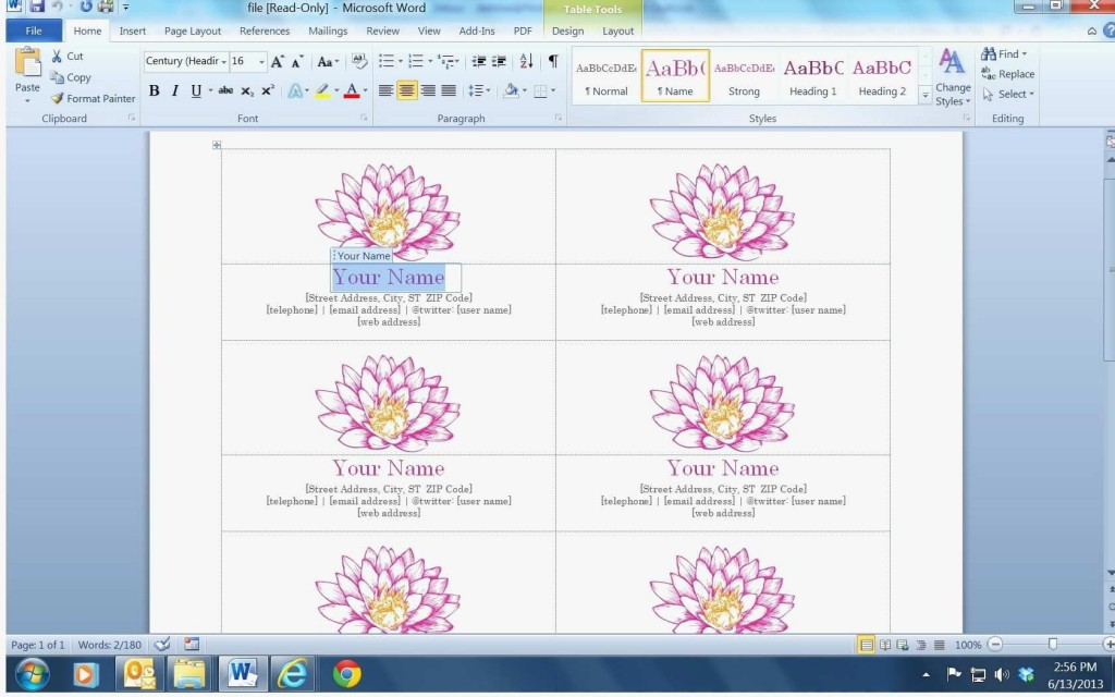 001 Rare Busines Card Template Word 2020 Highest Clarity Large