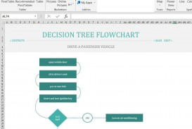 001 Rare Free Decision Tree Template In Word Or Excel High Def