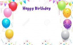 001 Rare Happy Birthday Sign Template High Definition  Banner Printable Pdf Free Word