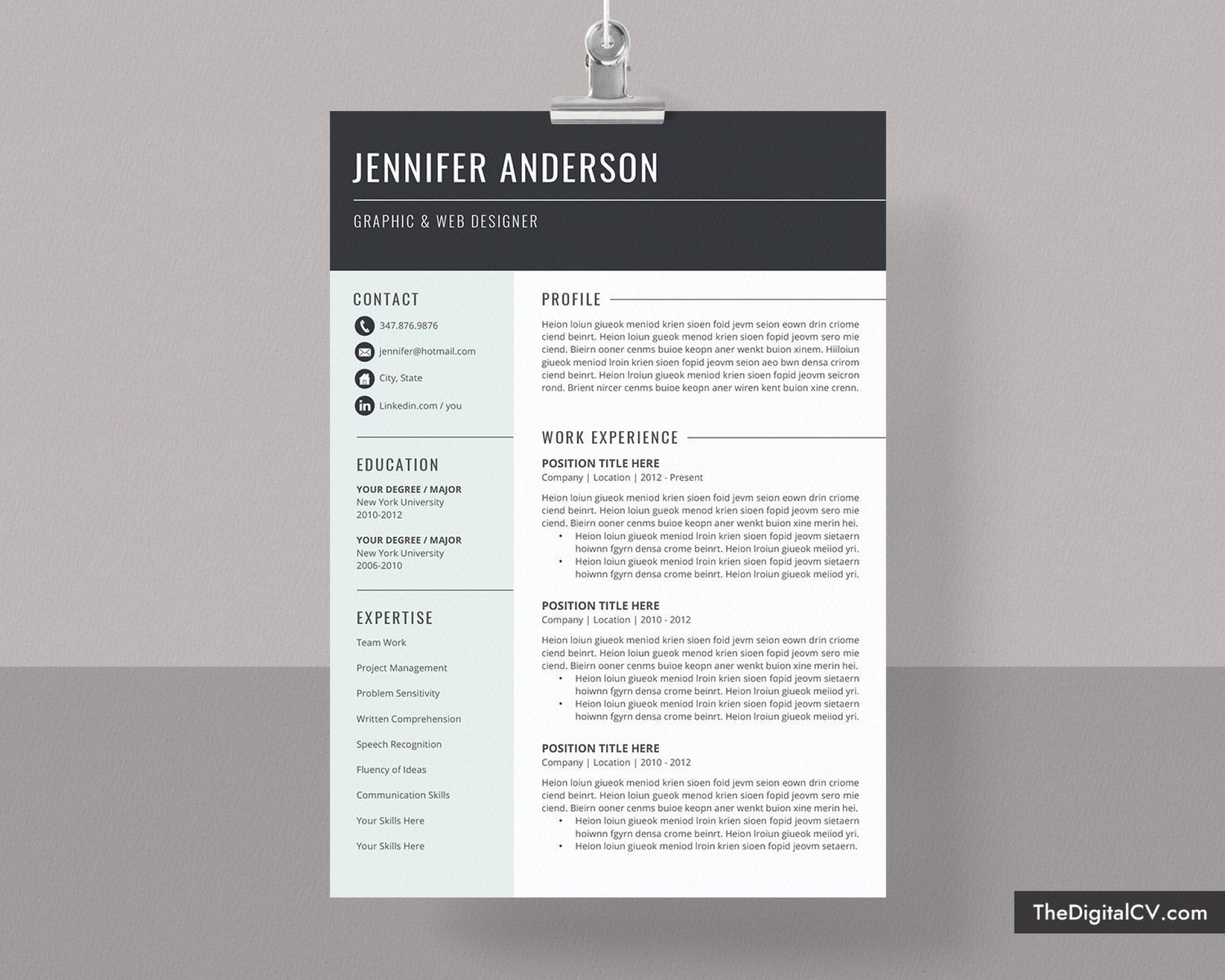 001 Rare Microsoft Word Resume Template 2020 High Definition  Free1920